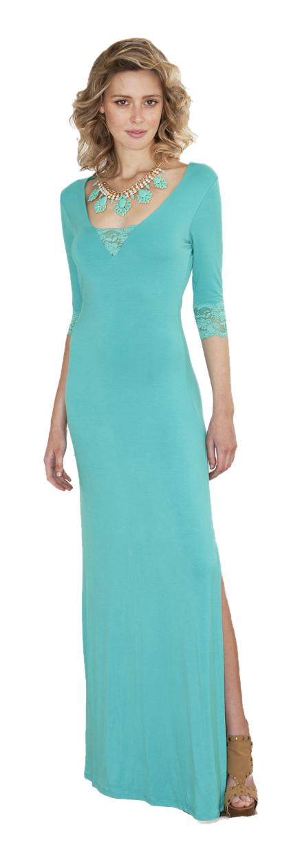 T-shirt Dress | Mint